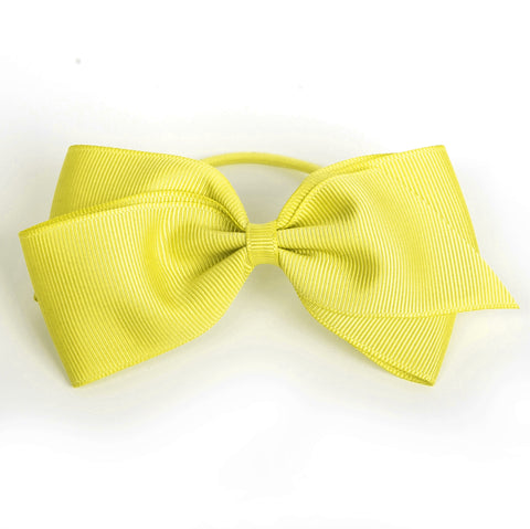 Large Lemon Hair Elastic