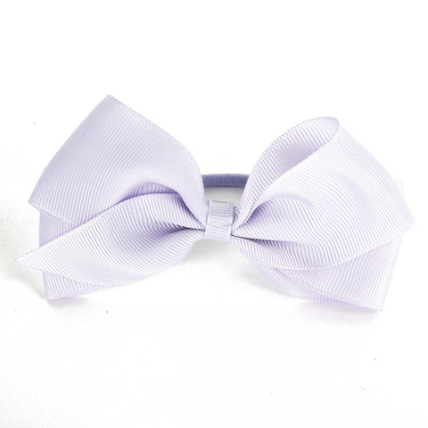 Large Lilac Mist Hair Elastic
