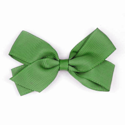 Medium Emerald Hair Clip