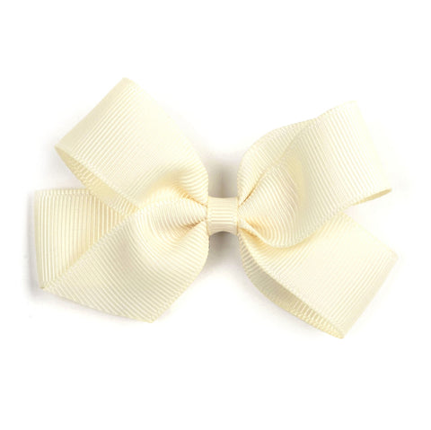 Medium Ivory Hair Clip