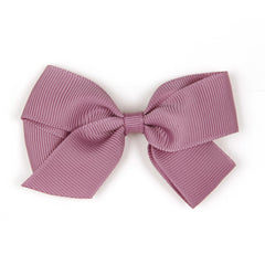 Medium Rosy Mauve Hair Clip
