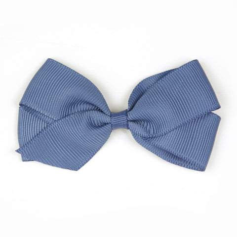 Medium Smoke Blue Hair Clip