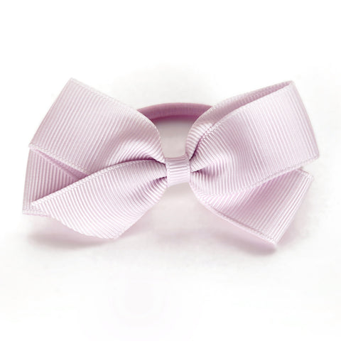 Medium Icy Pink Hair Elastic