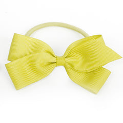 Medium Lemon Hair Elastic