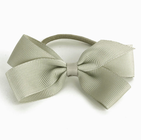 Medium Olive Gray Hair Elastic