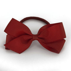 Medium Scarlet Hair Elastic