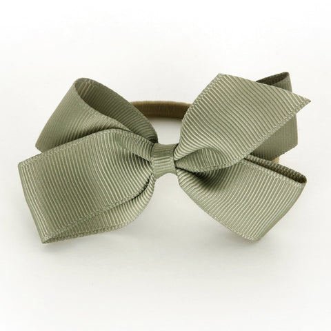 Medium Soft Pine Hair Elastic