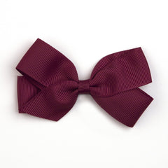 Medium Wine Hair Clip