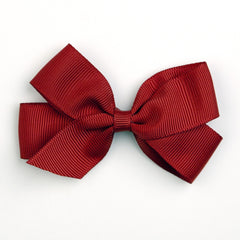 Medium Scarlet Hair Clip
