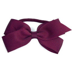 Medium Wine Hair Elastic