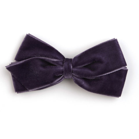 Medium Grappa Velvet Hair Clip