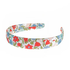 Large Liberty Poppy & Daisy Alice Band