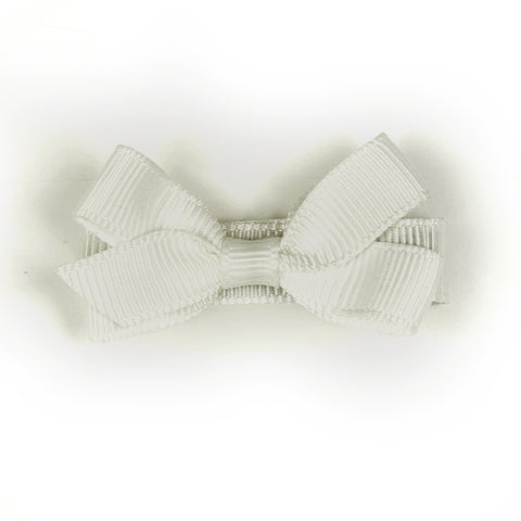 Small Off White Hair Clip