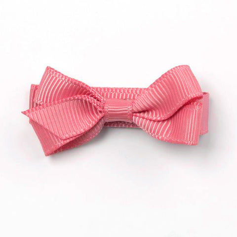Small Hot Pink Hair Clip
