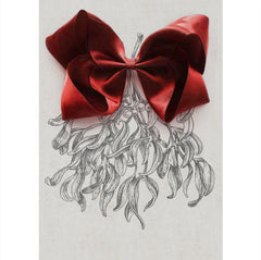 Large Gift Set Scarlet Satin