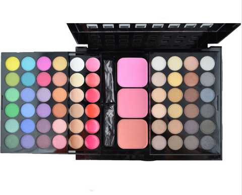 78 Colour Eye-Shadow Palette Set - Beauty Eyes