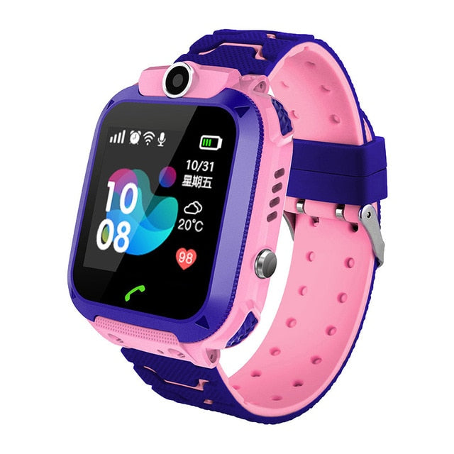 Kids SOS Safety Smart Watch - TheMacLyfAus Leggings