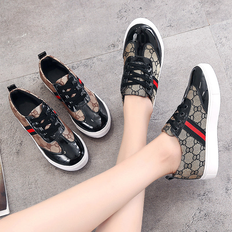 Russian Paradise Luxe Sneakers