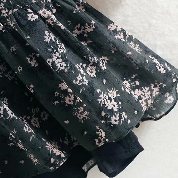 Springtime Dream Floral Dress - TheMacLyfAus Leggings