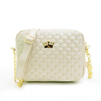 Studded Queen Mini Bag