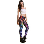 New Rave Waves Legging Collection