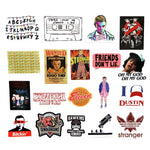 19pc Stranger Things Stickers - TheMacLyfAus Leggings