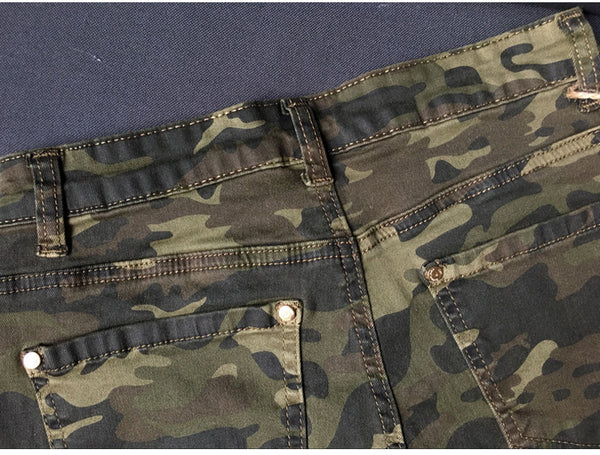 Tight Fit Army Pants - TheMacLyfAus Leggings