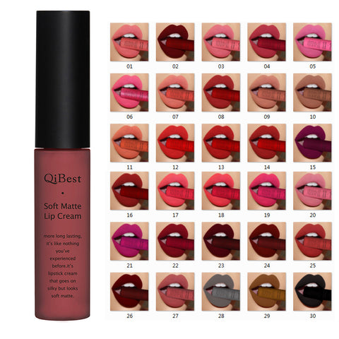 Pigmented Longlasting Lip Gloss - Beauty Lips