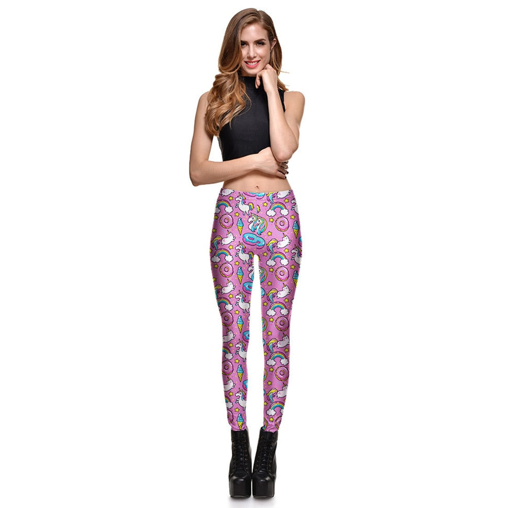Unicorn Legging Collection