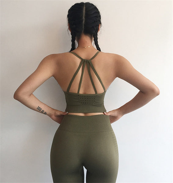 Daily Glow Sports Bra - TheMacLyfAus Leggings