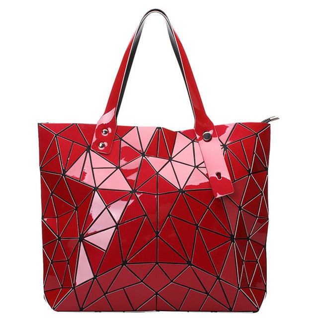 Geometric Ice Tote - TheMacLyfAus Leggings