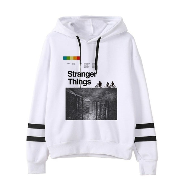 Stranger Things Hoodie - TheMacLyfAus Leggings