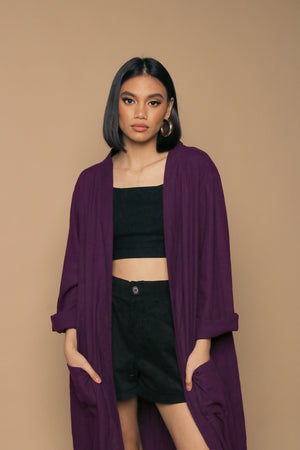 Kimora in Plum