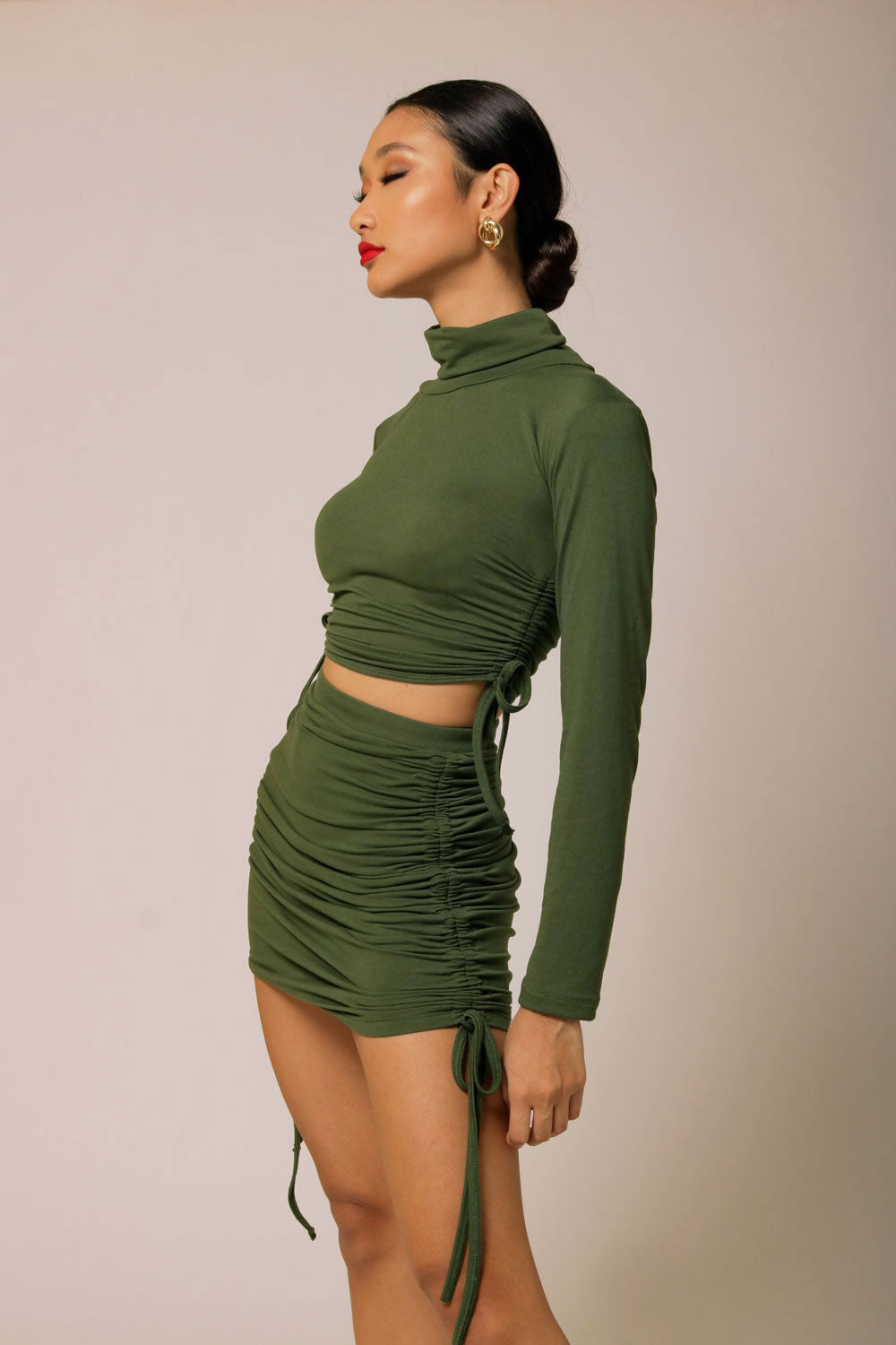 Thelma in Pine Green
