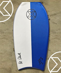 Pat Caldwell Signature Model  Blue/White Deck