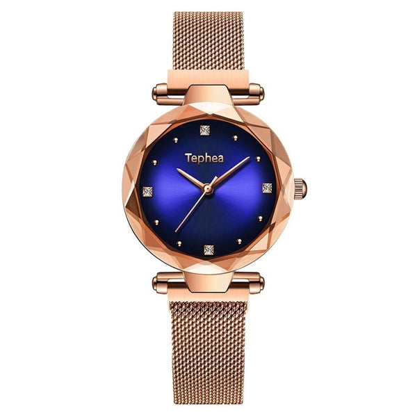 Luxury Starry Sky Magnet Women Watches