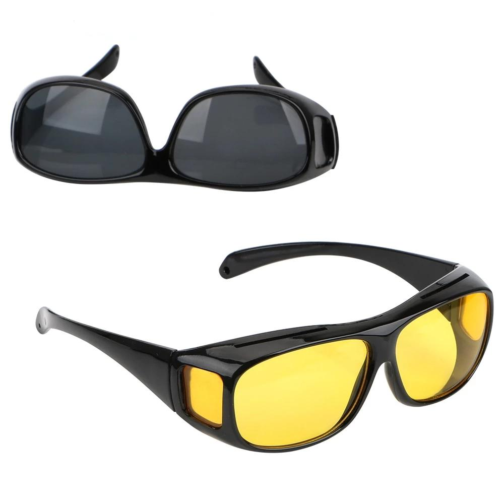 Unisex Night Vision Goggles for Car Driving