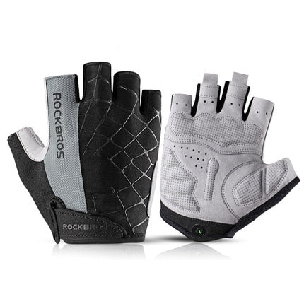 Half Finger Anti-Shock Breathable Cycling Gloves