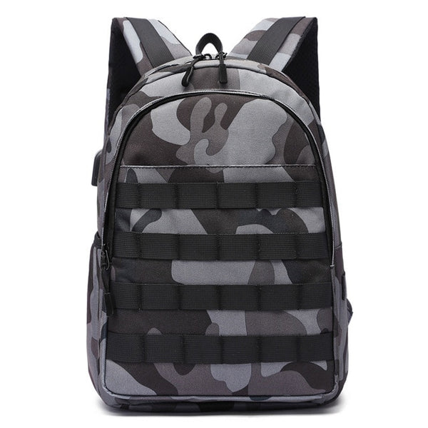 High Quality Multi Functional Camouflage  Cosplay Backpack
