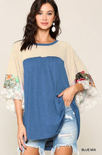 Flutter Sleeve Top - HeartsEase Clothing