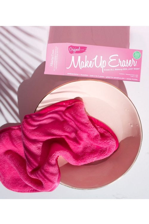 Magic MakeUp Eraser - Original Pink - HeartsEase Clothing