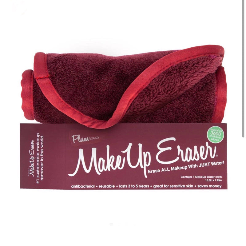 Magic MakeUp Eraser - Plum - HeartsEase Clothing
