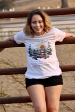 Jeep Girl Graphic Tee - HeartsEase Clothing
