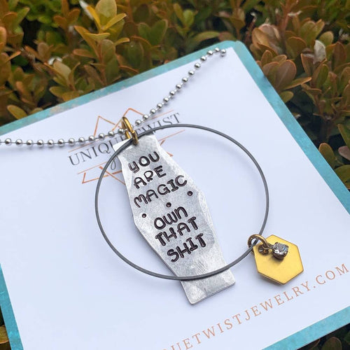 You are Magic Necklace - HeartsEase Clothing