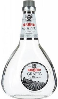 Grappa Barbero La Bianca - Gustomo Shop