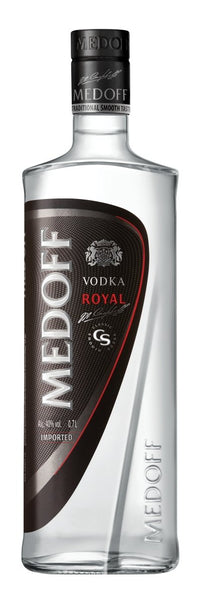 Medoff Royal Vodka - Gustomo Shop