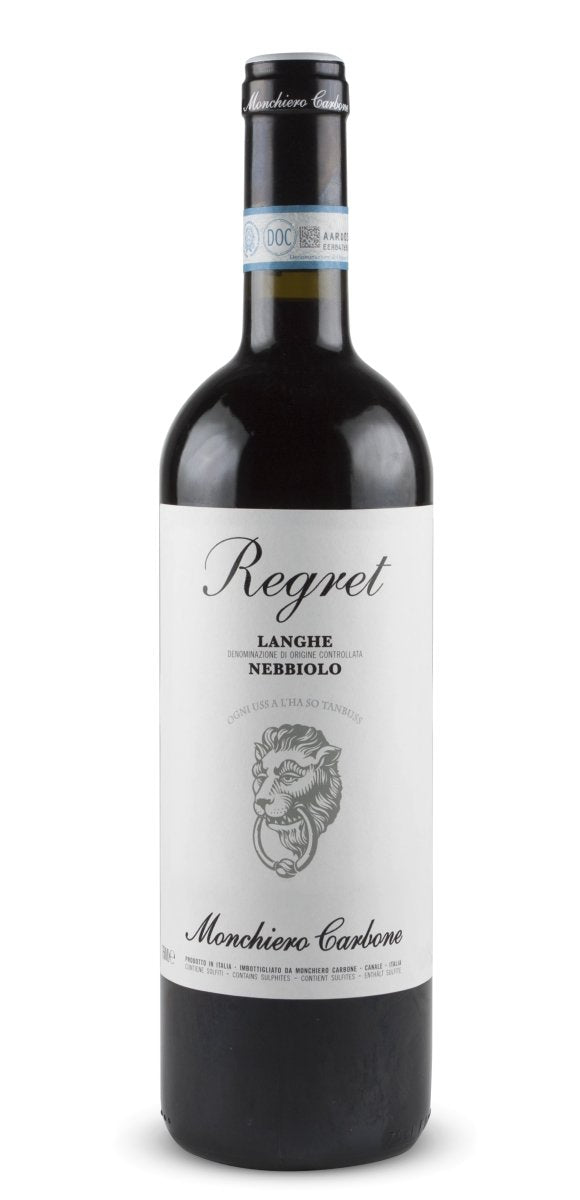 Monchiero Carbone - Nebbiolo Langhe DOC Regret - Gustomo Shop