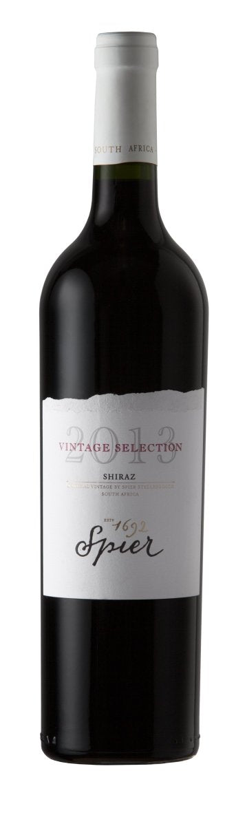 Spier - Vintage Selection Shiraz - Gustomo Shop