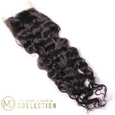 Raw Indian Lace Closure 4x4
