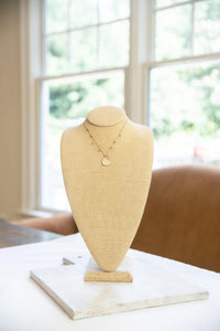 Laguna Beach Necklace-Necklace-Hazel & Indigo